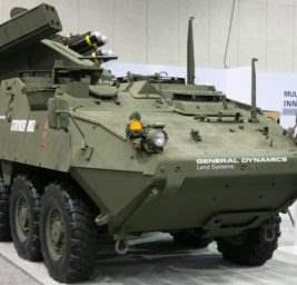 Страйкер ПВО