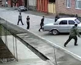 Чечня волга