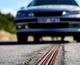 Швеция дорога