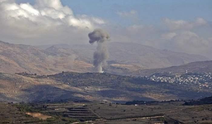 израиль сирия