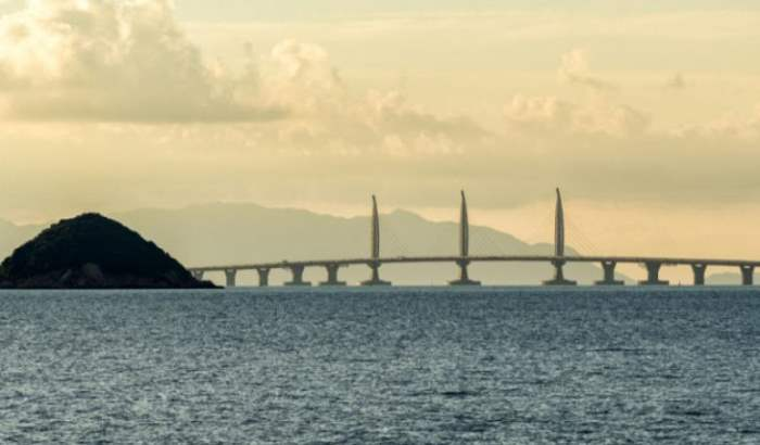 мост Китай