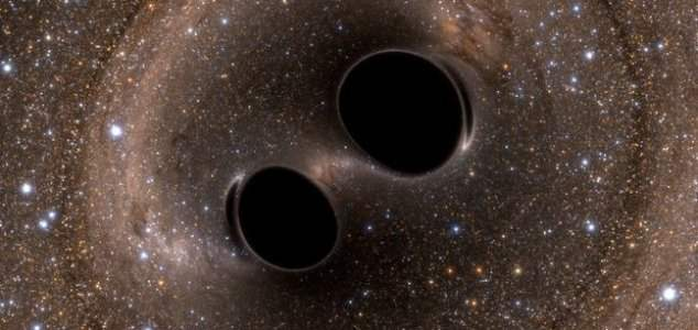 10 000 черных дыр