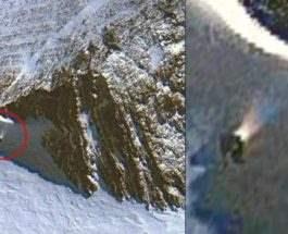 объект антарктида