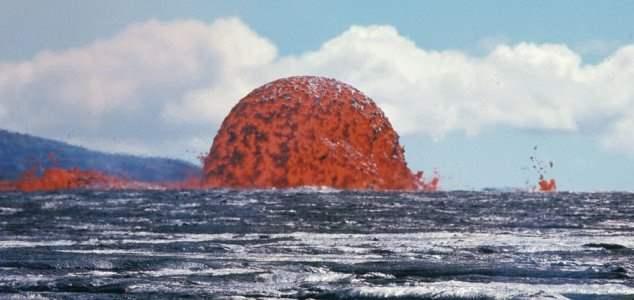 купол лавы