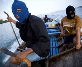 пираты нигерия