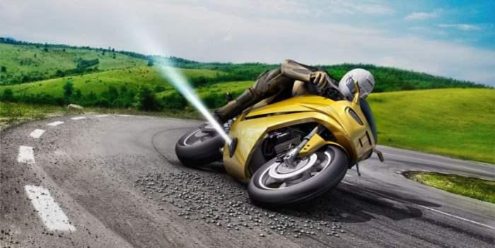 Бош стабилизация мотоцикла