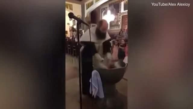Жестокое крещение