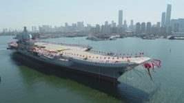 Китай авианосец