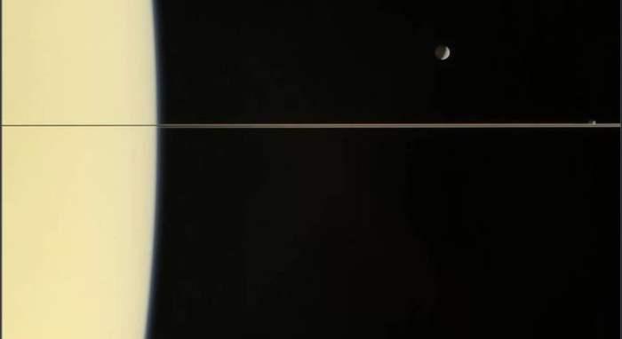 Луны Сатурна