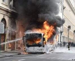 Рим автобус