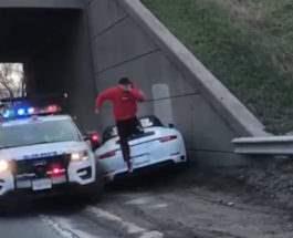 США угон полиция