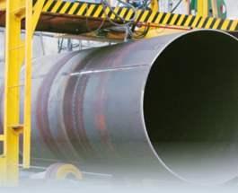 Электросварные трубы большого диаметра
