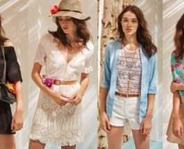 летняя мода 2018