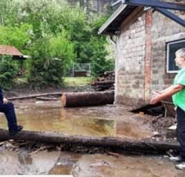 македония наводнение