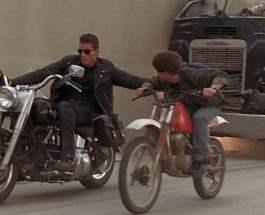 терминатор мотоцикл