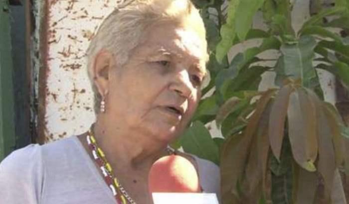 70-летняя мексиканка