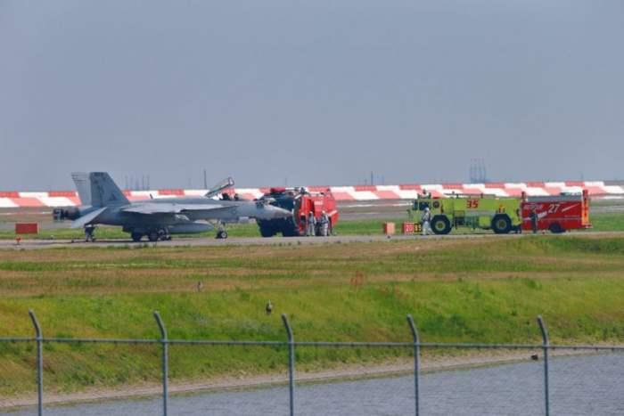 FA-18E Super Hornet
