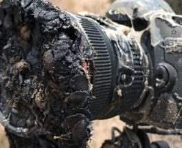 Falcon 9 камера