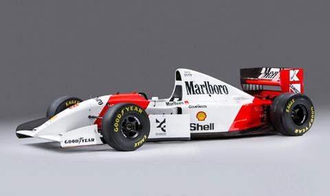 McLaren MP4 8-6