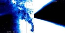 космос удар