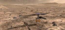 марс вертолет