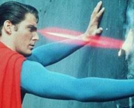 Глазные лазеры Супермена