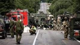 Американские солдаты Литва