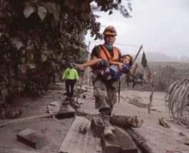 Гватемала Вулкан