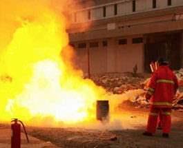 Завод взрыв Франция