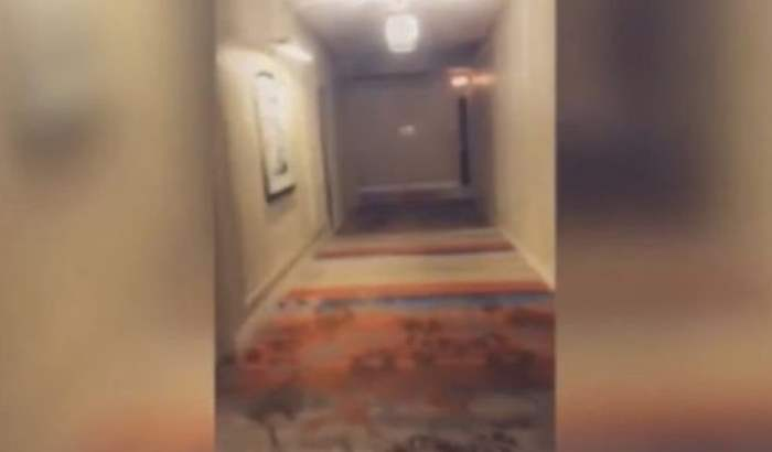 Призрак в отеле Огайо