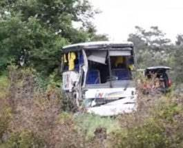 автобус канада