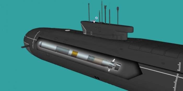 гигантская торпеда