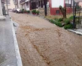 греция дожди