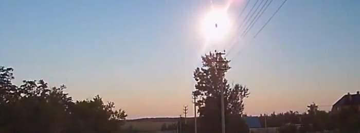 метеорит россия