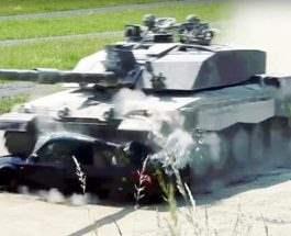 учения танки