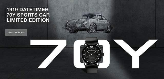 Porsche,часы