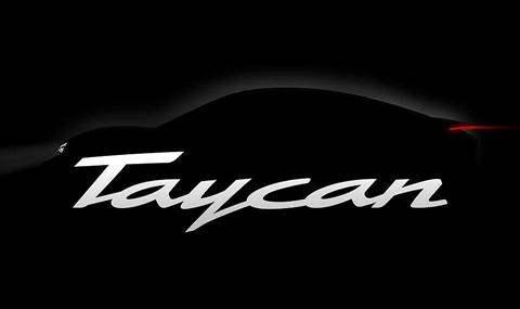 Porsche,Taycan