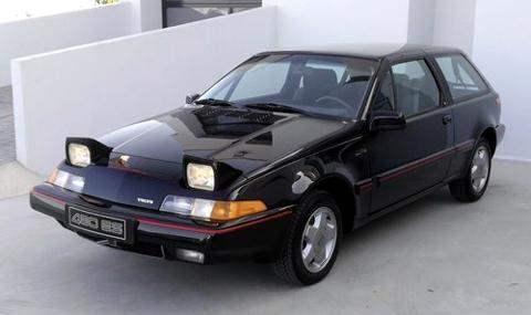 Volvo 480ES