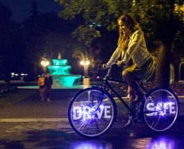 фары велосипед