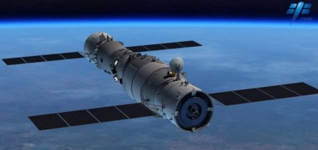 китайская космическая станция