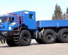 КАМАЗ-6345