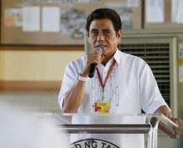 Филиппины мэр