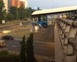 автобус мост