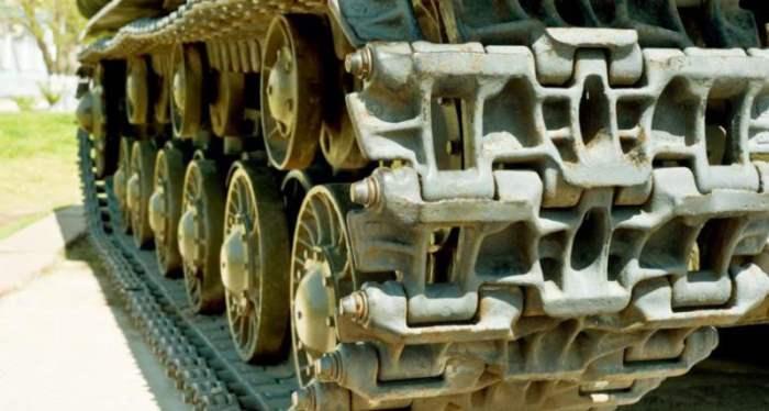ливан танки