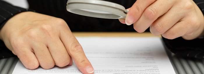 проверка финансовой отчетности