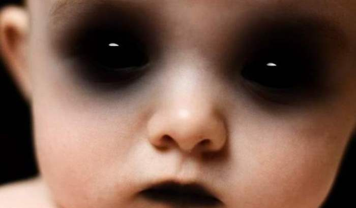 ребенок демон