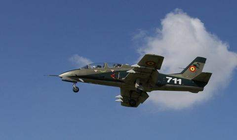 румыния самолет