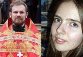 священник и жена