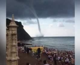 торнадо черное море