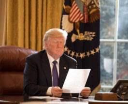 трамп письмо ким чен ын